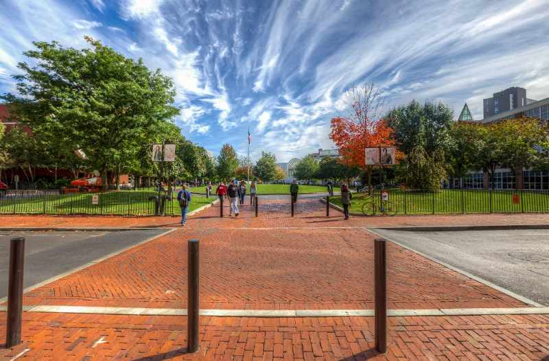 Northeastern University Boston Ma Virtual Tour