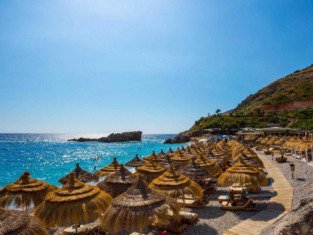 Albanian Riviera