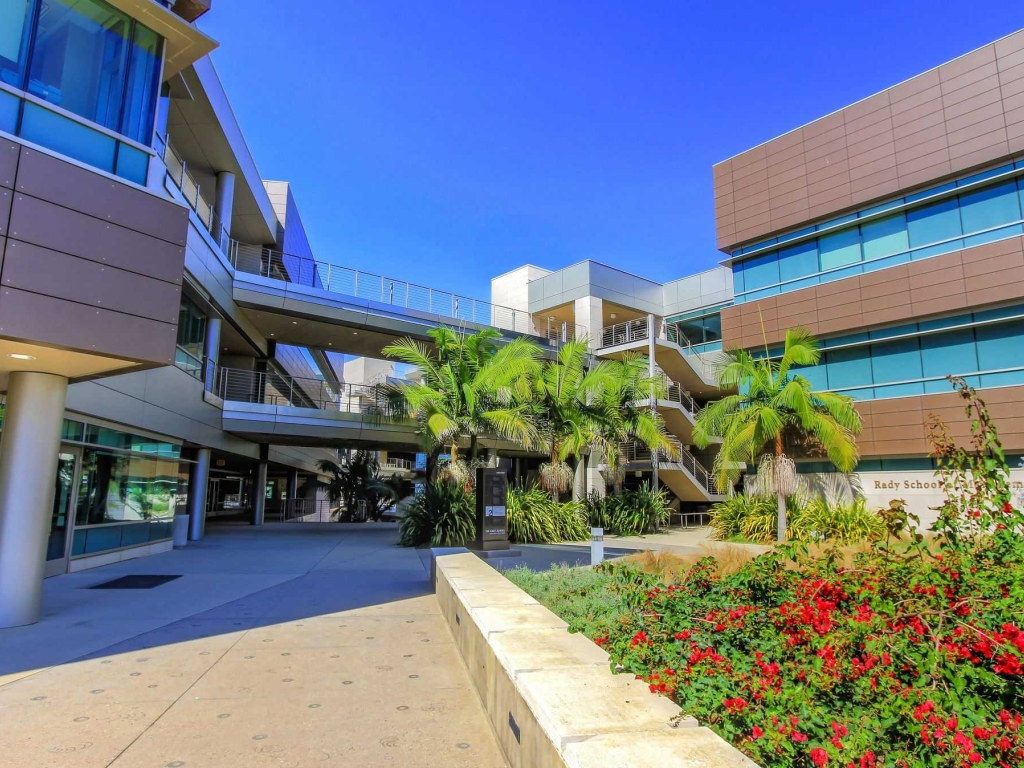 University of California San Diego-Rady School of Management