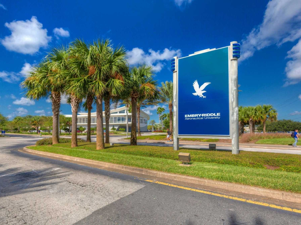 Embry-Riddle Aeronautical University-Daytona Beach