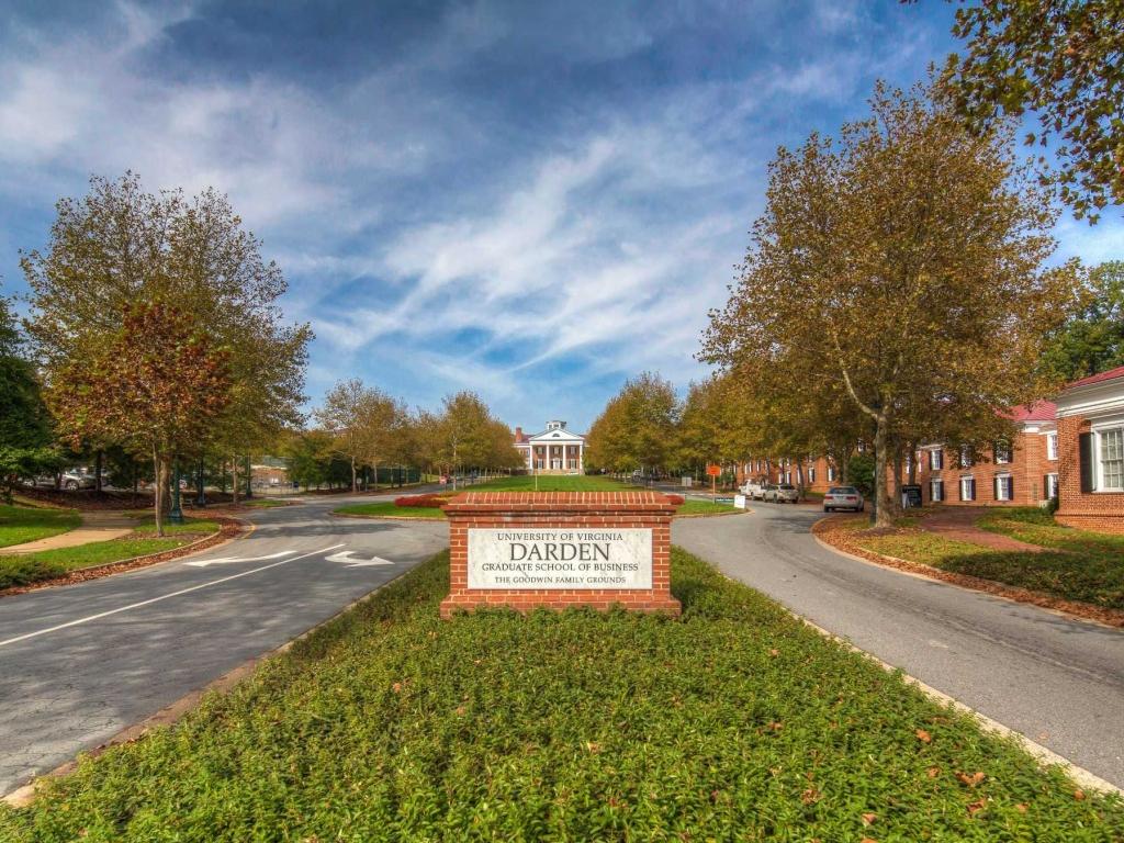U. Va. Darden School of Business