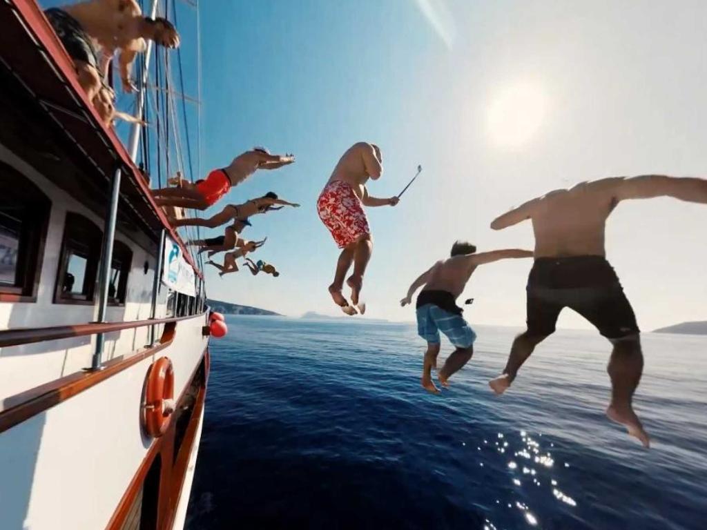 Gorgeous Croatia, by boat