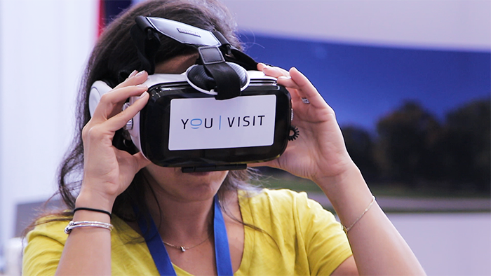 YouVisit Virtual Reality at NACAC 2017 Education Conference